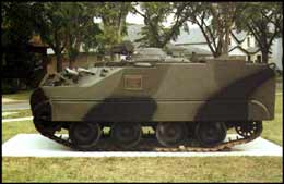 Lynx Command and Reconnaisance vehicle