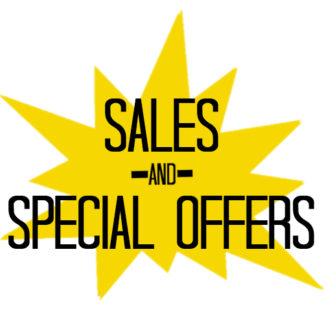 8. SALES & SPECIAL OFFERS